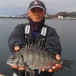 【fathomテクニカルモニター鍵本様】釣り雑誌への投稿記事
