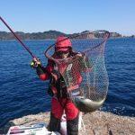 【fathomテクニカルモニター 南のYO-KO様】磯釣行レポート