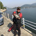 釣り雑誌のリポートサイトで【ファゾム】を紹介!【鍵本忠行様】