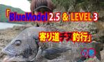 fathom|ファゾムスタッフ釣行動画|「BlueModel 2.5&LEVEL 3 寄り道チヌ釣行」の巻