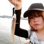 楽しいキス釣り【YURI様】