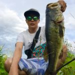 fathom LEVEL4で釣るブラックバス50UP!【小田桐勇武様】