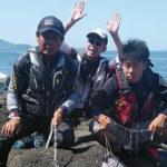 fathom 石鯛ライン【釣果】其の拾肆 (十四)