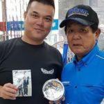 fathom 石鯛ライン【釣果】其の拾捌 (十八) & 台湾 交流会の様子