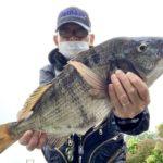 【中溝明利様】 fathom LEVEL1.5号でマッスルチヌ釣りに行ってきました。
