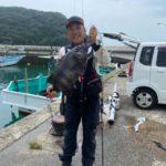 DREAM LINE倭20号で石鯛釣り!【浅野将克様】